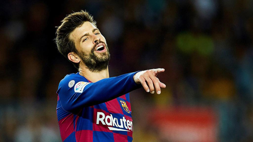 Barcelona: Pique: Messi is the Barcelona captain and has his say ...