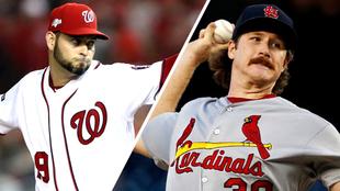Los pitchers para el Juego 1