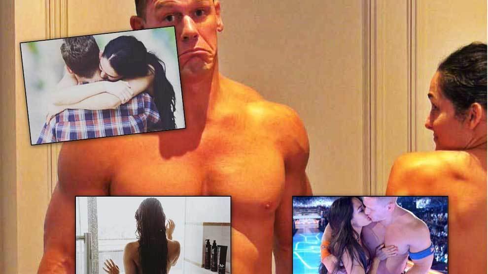 El zasca sexual de Nikki Bella a John Cena: Con Artem Chigvintsev...