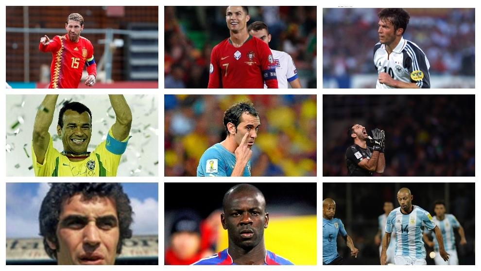Sergio Ramos entra en el club más exclusivo del fútbol de selecciones