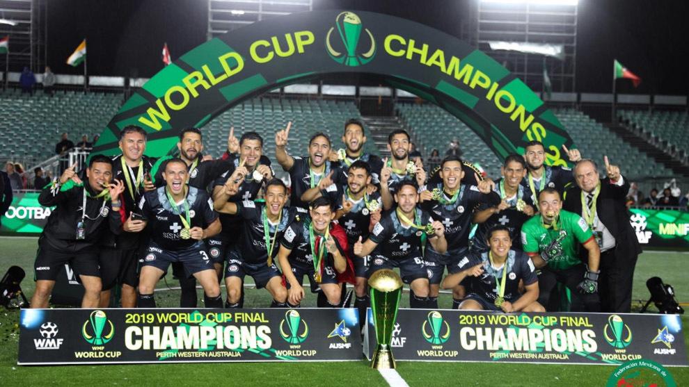 La selección mexicana gana el Mundial de mini fútbol 2019 | MARCA Claro México