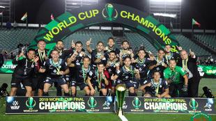 México campeón del Mundo en mini fútbol
