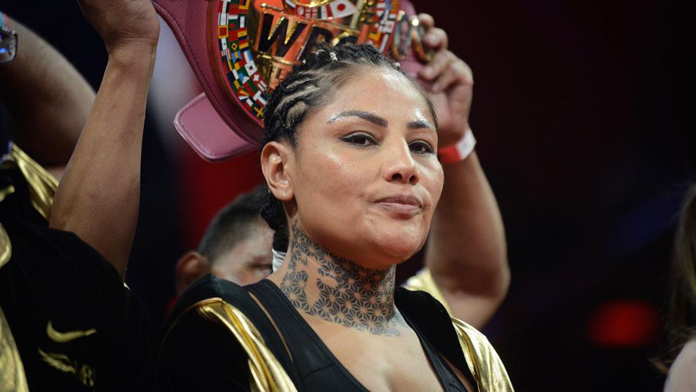 Mariana 'Barby' Juárez retuvo el título