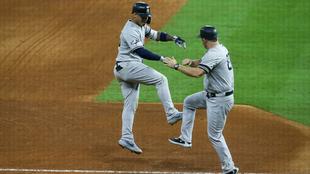 Yankees se lleva la ventaja.
