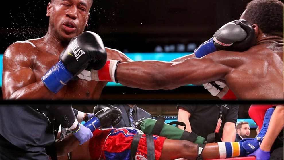Patrick Day perdió por KO en el décimo asalto su pelea ante Charles...