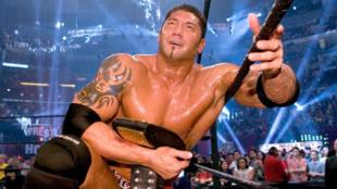 Batista pasó a Smackdown en 2005