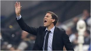 Rudi García, en su etapa como entrenador del Marsella.