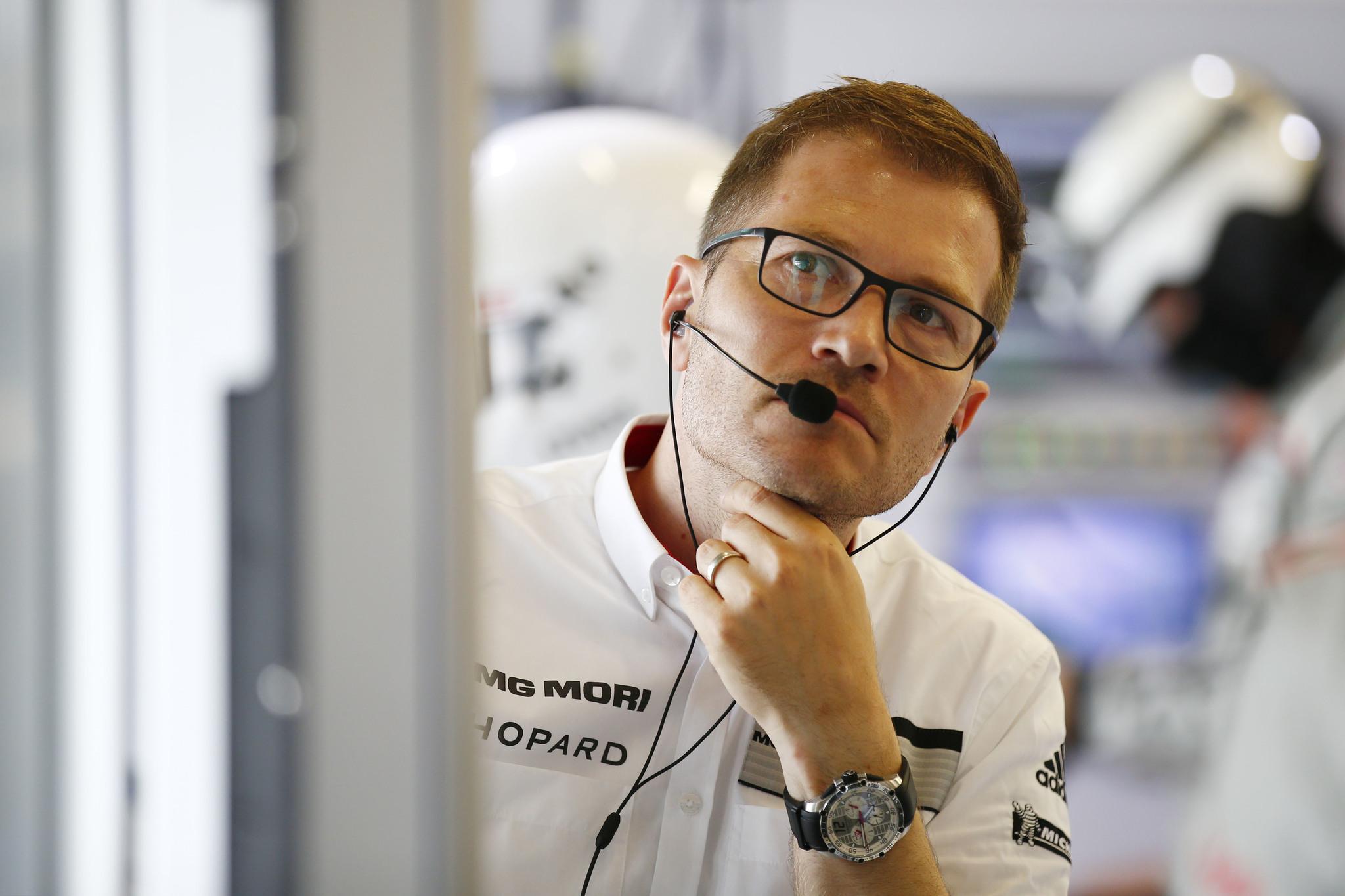 Andreas <HIT>Seidl</HIT>, con Porsche
