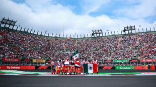 El Autódromo Hermanos Rodríguez volverá a vibrar