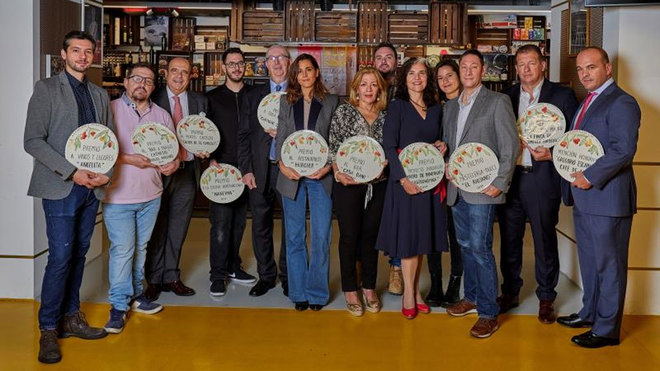Horcher y Casa Dani, entre los premios de Academia Madrileña de...