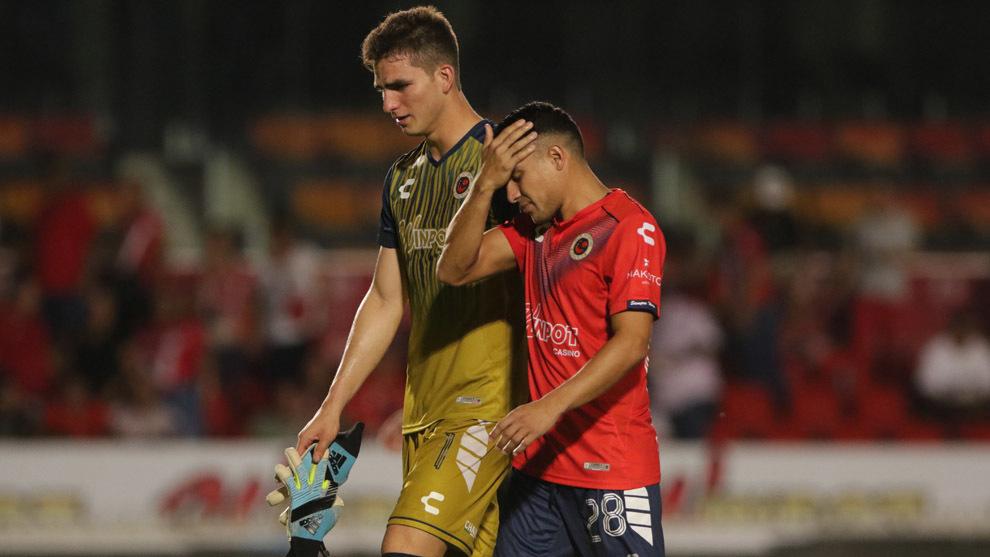 Sebastián Jurado no sabe lo que es ganar en la Liga MX