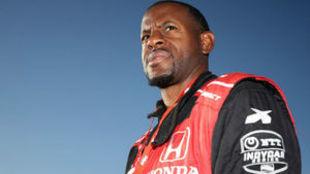 Andre Iguodala, presente en la IndyCar