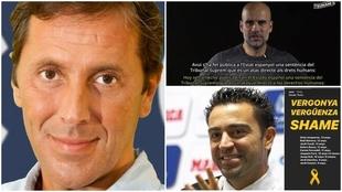 Paco González, tajante con Xavi y Guardiola, tras la sentencia del...