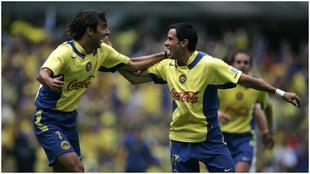 Padilla y López en la final del 2005