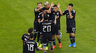 México vs Panamá: en vivo minuto a minuto