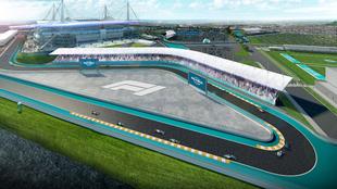 Proyecto para el GP de Miami.