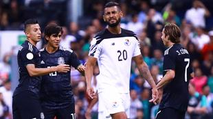 Macías marcó el gol del triunfo