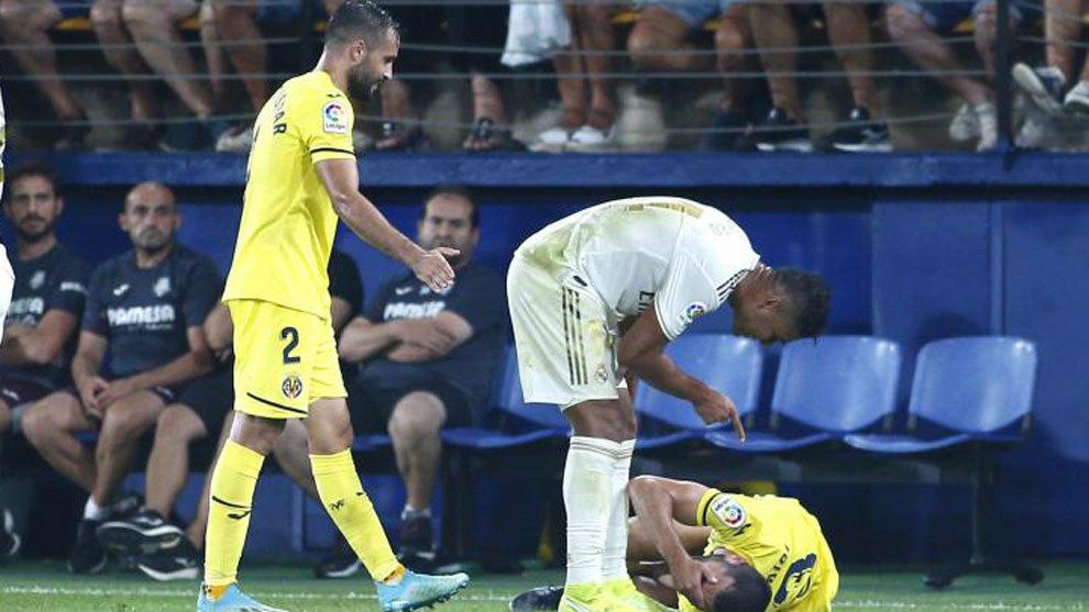 """Kazemironing """"Villarreal""""ga qarshi o'yindagi kartochkasi bekor qilindi"""