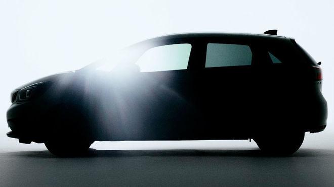 El utilitario japonés, sólo en versión híbrida — Honda Jazz