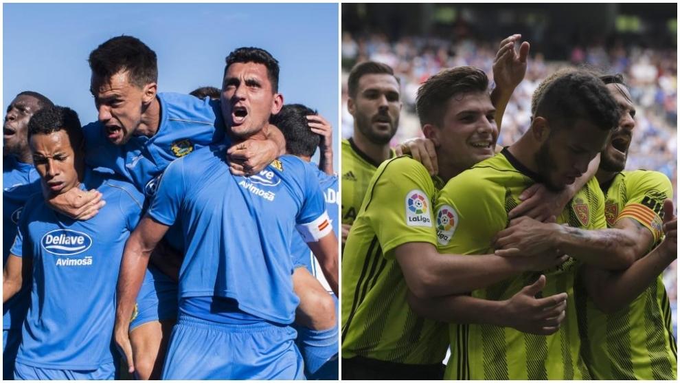 Fuenlabrada - Zaragoza: Horario y dónde ver hoy en TV el partido...