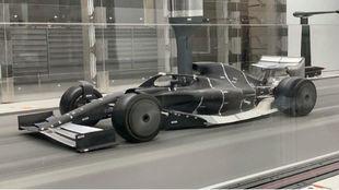 El aspecto ¿final? de los F1 a partir de 2021.