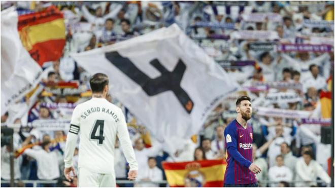 LaLiga pide que el Clasico se juegue en el Santiago Bernabéu