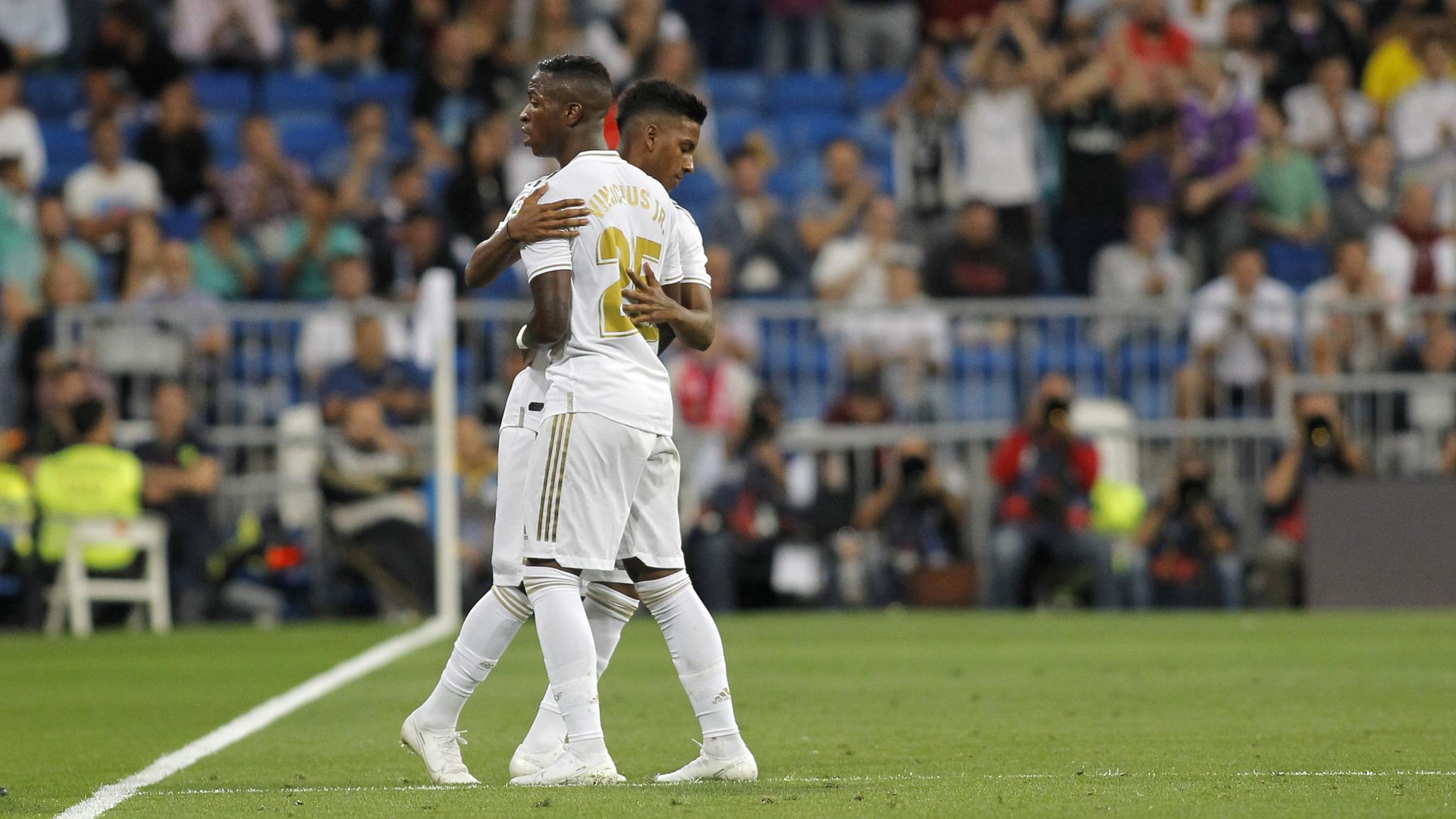 MADRID VS OSASUNA. JORNADA 6 DE LALIGA SANTANDER. 25 DE SEPTIEMBRE DE 2019