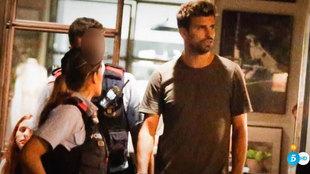 Gerard Piqué sufre un nuevo encontronazo con la policía por una...