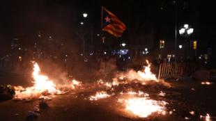 """El Gobierno habla de """"grupos violentos coordinados"""" en las..."""