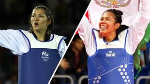 María Espinoza y Briseida Acosta, rumbo a los Juegos Olímpicos