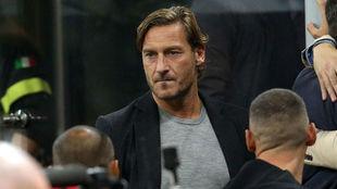 Totti, en una imagen reciente.