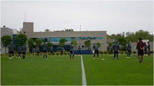 Selección sub 17 en Argentina