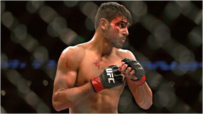 Lo pospuso; 'Pantera' Rodríguez vence a Stephens en UFC Boston