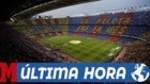 Pendientes del Clásico ¿Se jugará en el Camp Nou?