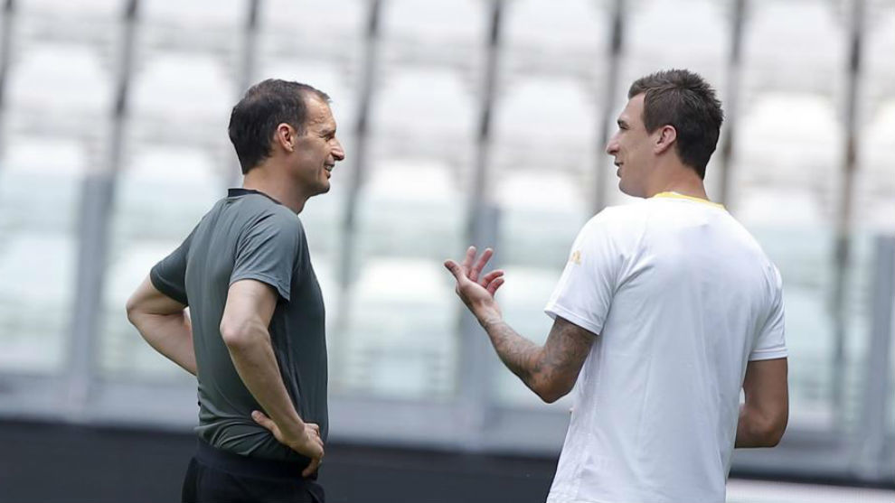 Le tiene cariño: el fichaje de Allegri si llega al Manchester United