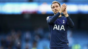 Eriksen looks likely to leave Spurs