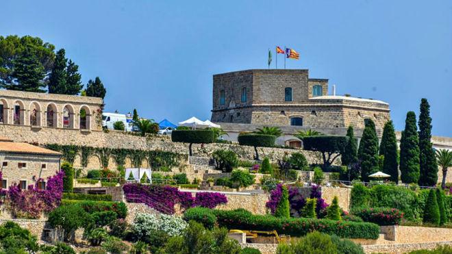 La villa de Sa Fortalesa en la que selebrará la boda de Rafa Nadal y...