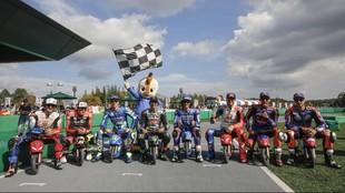Fotografías de MotoGP.