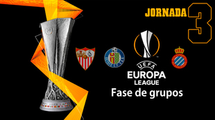 Partidos, horario y donde ver en TV la jornada de Europa League.