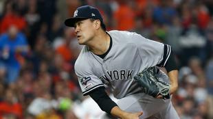 Masahiro Tanaka abrirá el juego 4 ante los Astros