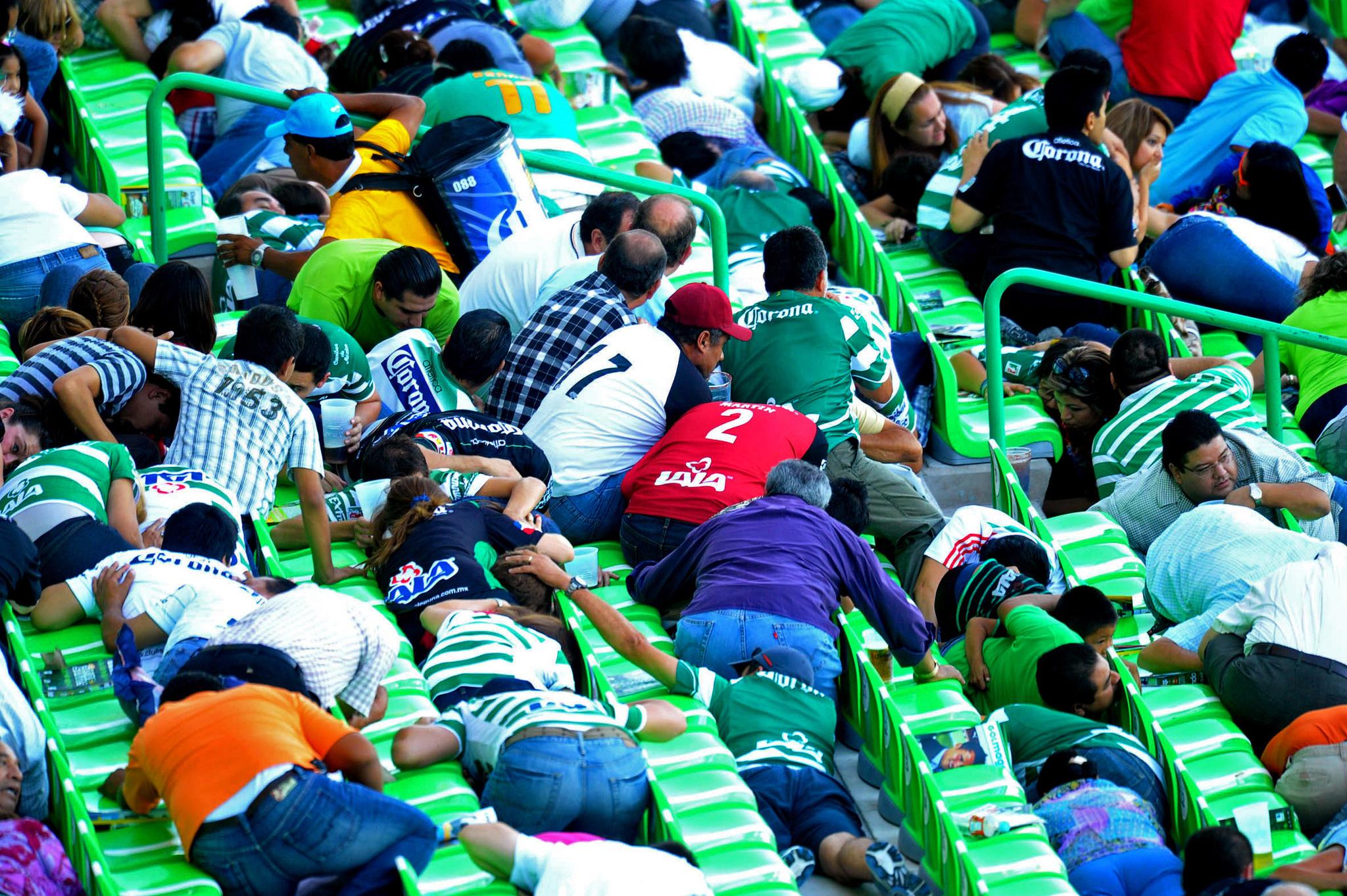 Cancelan partido de Dorados vs Atlante tras balaceras en Culiacán