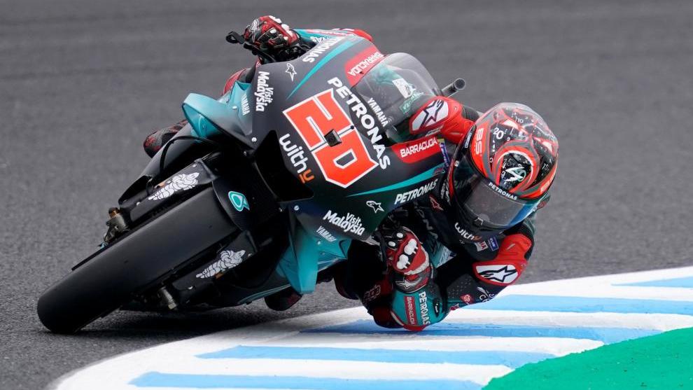 Moto GP: Marc Márquez escribió otra página en su estadística personal