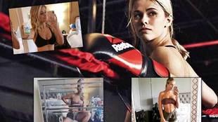 La luchadora <strong><a...