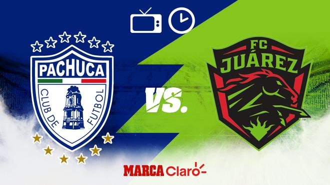 Pachuca vs FC Juárez: Horario y dónde ver