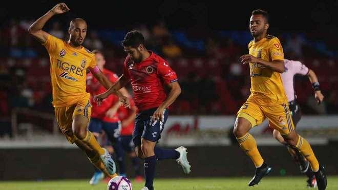 Veracruz vs Tigres, resumen, resultado y goles
