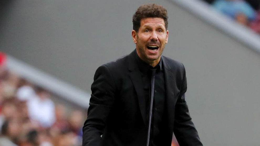 "Atletico de Madrid: Simeone's warning: ""Those who look guilty will get along with me. Those who want to work will get along"""