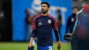 Oribe Peralta no guardó silencio tras el accionar de Tigres.