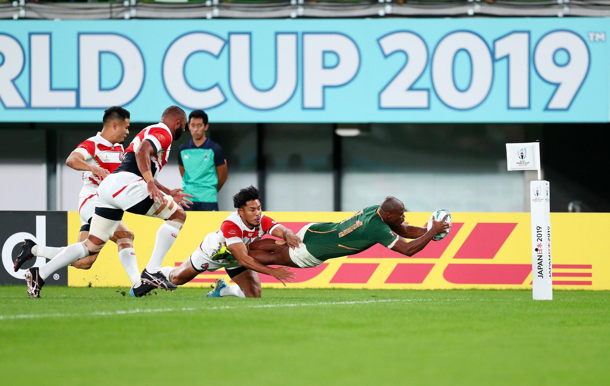 Terrible codazo y expulsión dejó afuera a Francia — Mundial de rugby