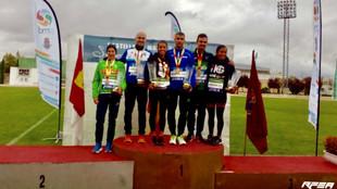 Medallistas del Campeonato de España de Maratón