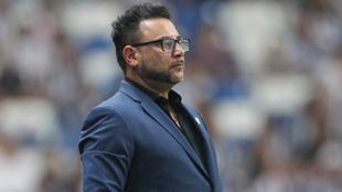 Antonio Mohamed regresó al Gigante de Acero